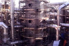 Dupont Spent Acid Recovery System