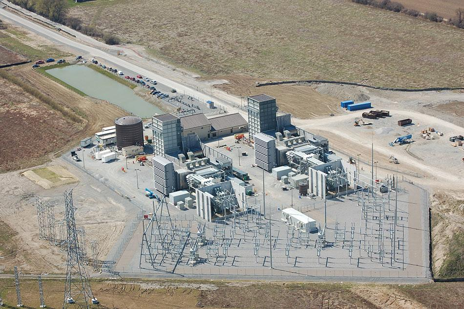York Energy Center 400MW EPC Project
