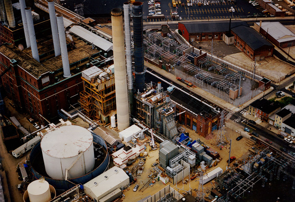 Gray's Ferry Cogeneration Project