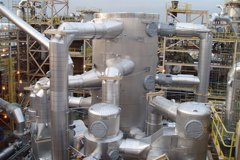 DuPont Spent Acid Recovery Project Pipe