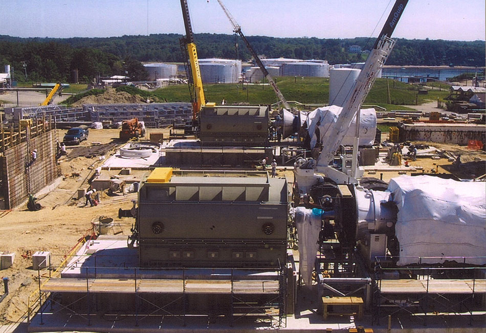 Newington Energy Center - (2) GE 7FAs